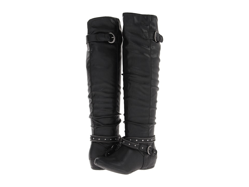 Call it SPRING - Mccalman (Black Synthetic) Women's Boots