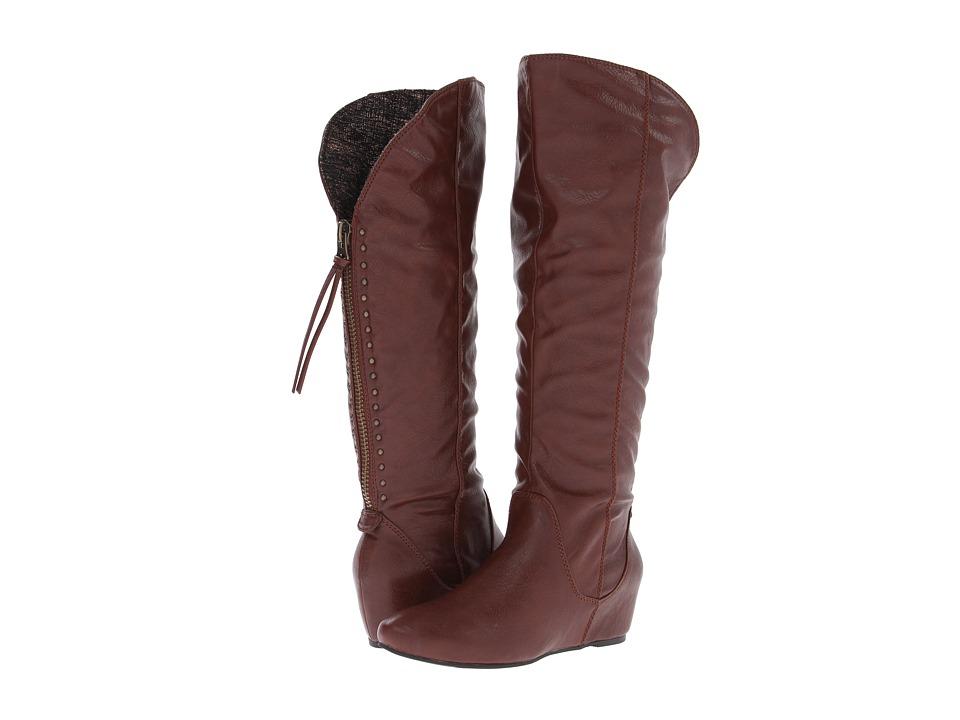 Call it SPRING - Jocasta (Cognac) Women's Boots
