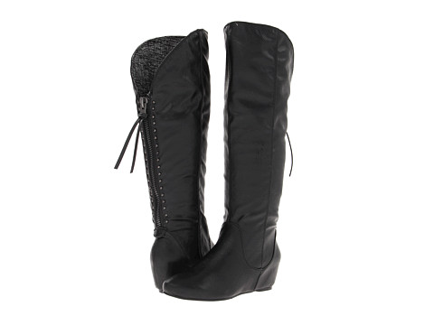 Call it SPRING - Jocasta (Black Synthetic) Women's Boots