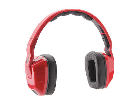 Skullcandy - Crusher (Red/Black) Headphones