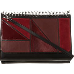 SALE! $779.99 - Save $638 on Jean Paul Gaultier Pochette Gm (Bordeaux) Bags and Luggage - 44.99% OFF $1418.00