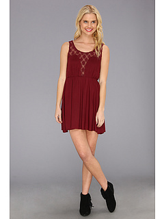 SALE! $21.99 - Save $23 on Element Kristen Sleeveless Dress (Merlot) Apparel - 50.58% OFF $44.50