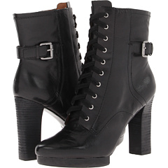 Nine West Beatrivia (Black Leather) Footwear