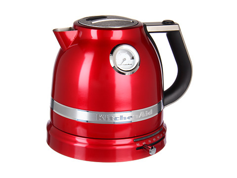 KitchenAid - KEK1522 Pro Line Series Electric Kettle (Candy Apple) Appliances Cookware