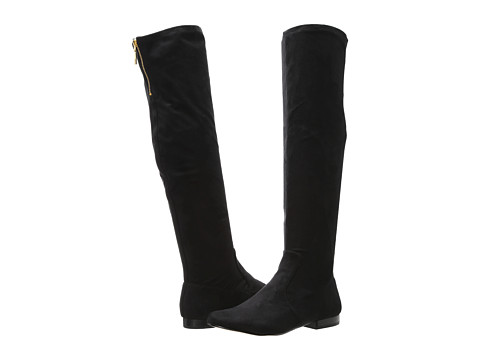 Ivanka Trump - Monty (Black Suede) Women's Dress Boots