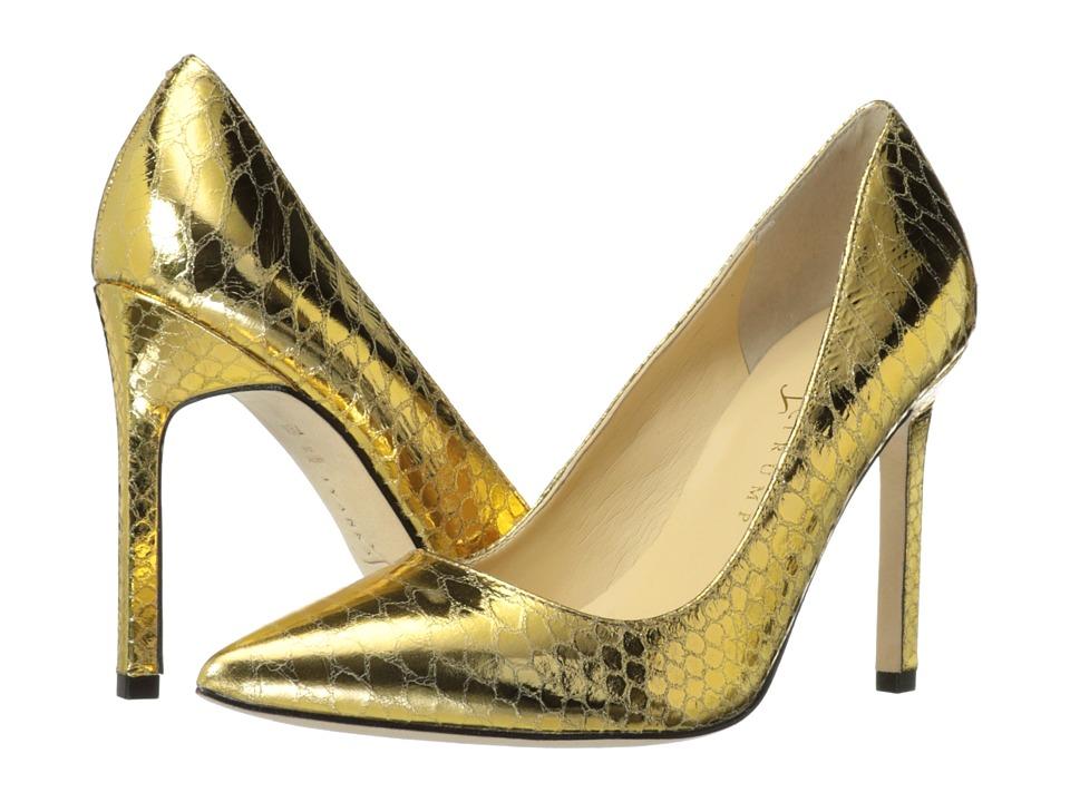 Ivanka Trump - Carra (Gold) High Heels