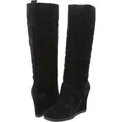 Nine West Briatte (Black Suede) Footwear