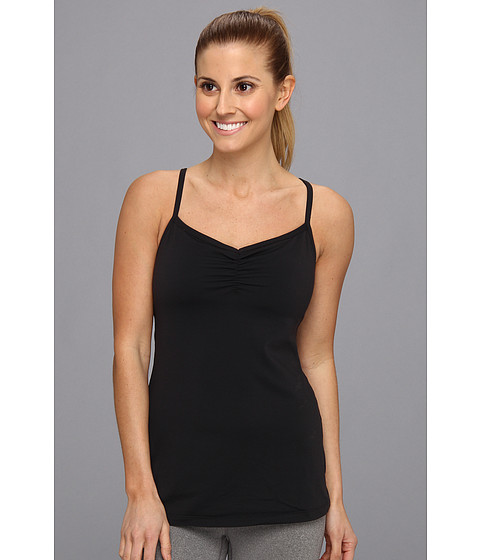 Lucy - Heart Center Cami (Lucy Black) Women's Sleeveless