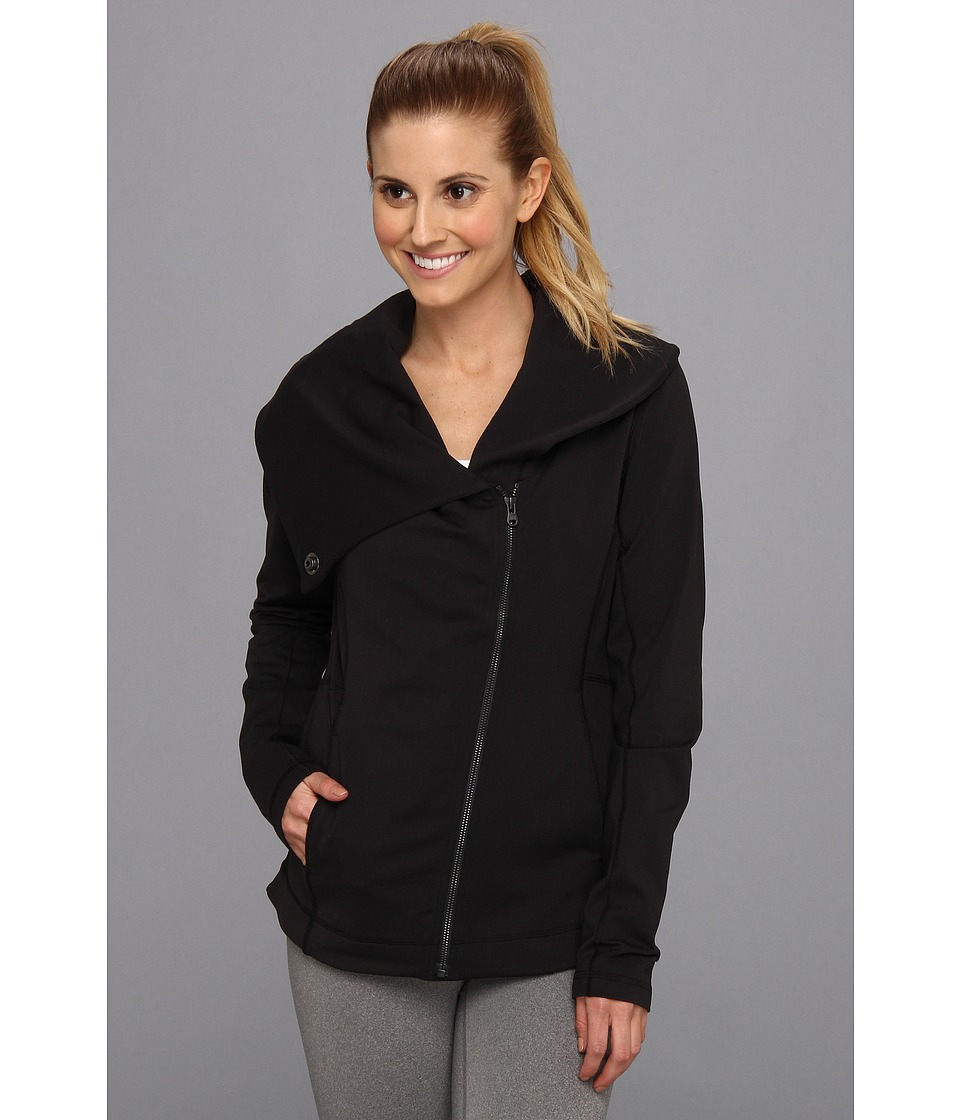 Lucy - Hatha Jacket (Lucy Black) Women's Coat