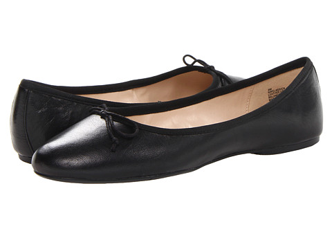 Nine West - Classica (Black Leather) Women