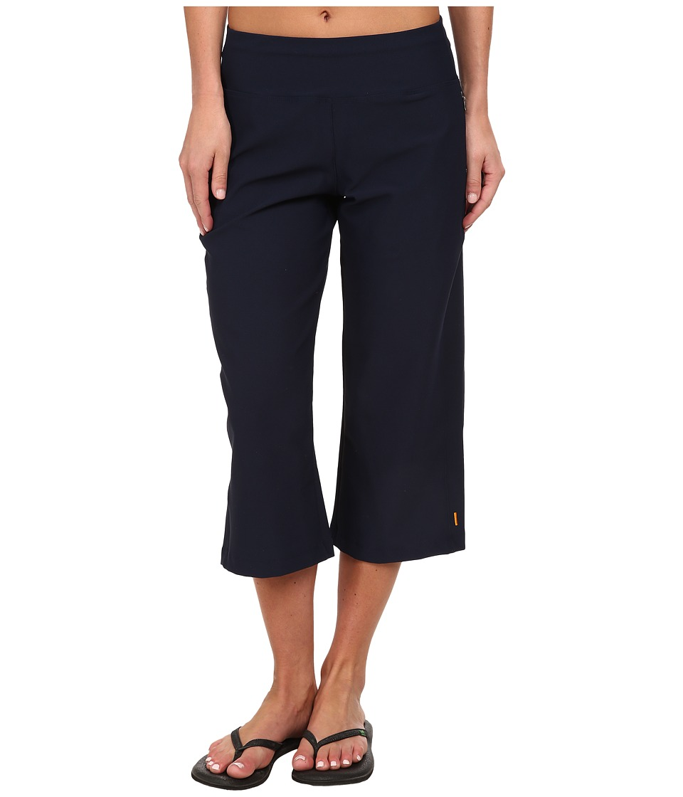 Lucy - Everyday Capri (Lucy Navy) Women's Capri