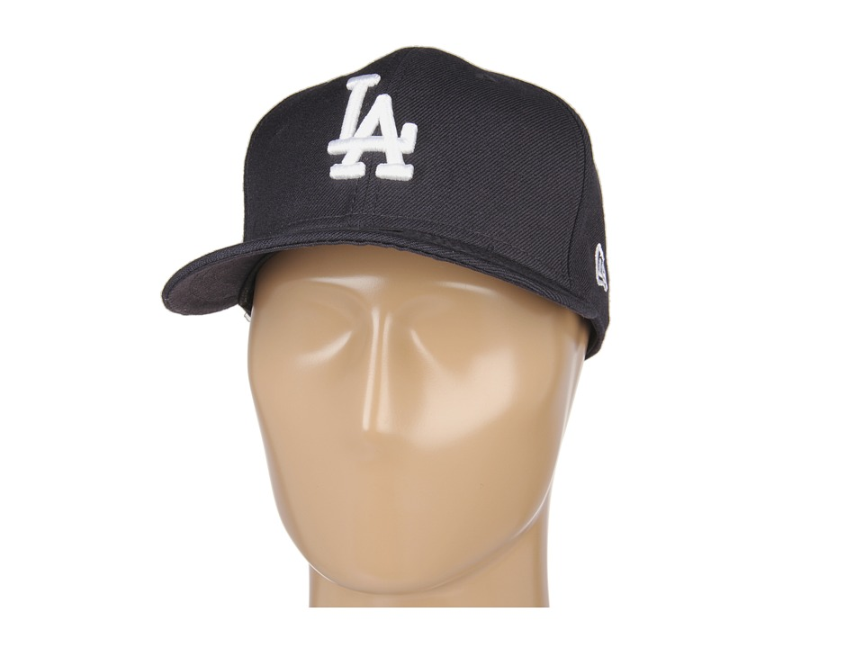 New Era - 59FIFTY Los Angeles Dodgers (Navy/White) Caps