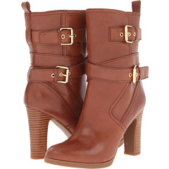 Nine West Dove (Cognac Leather) Footwear