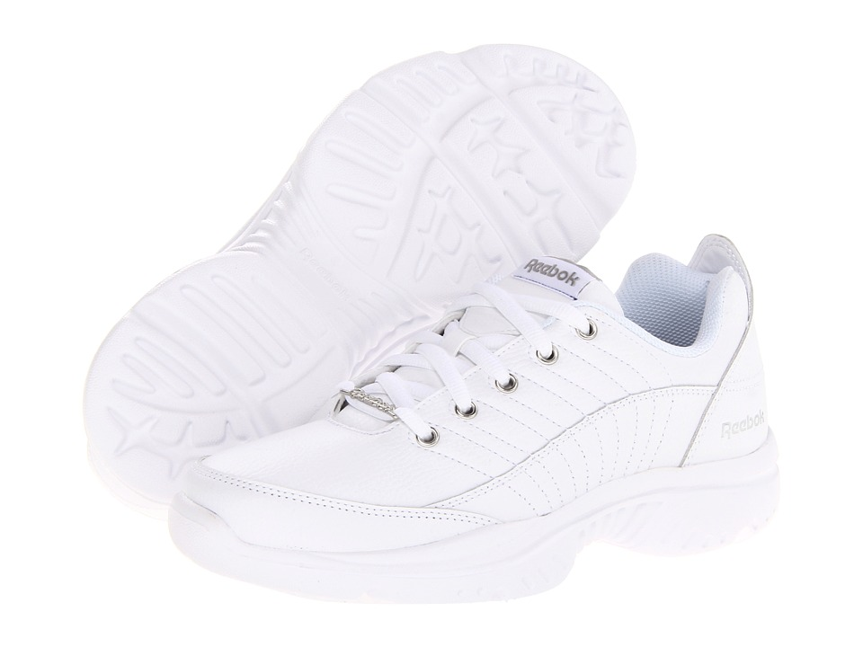 Reebok - Reebok Royal Lumina (White/White/White/Reebok Royal) Women's Running Shoes