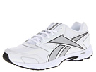 Reebok - Triple Hall (White/Silver/Black)