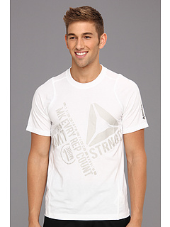 SALE! $13.99 - Save $18 on Reebok RFD Tee 3 (White) Apparel - 56.28% OFF $32.00