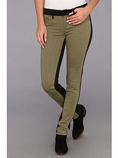 SALE! $29.99 - Save $24 on Billabong Peddler Two Tone Super Skinny Denim Pant (Jungle Love) Apparel - 44.46% OFF $54.00