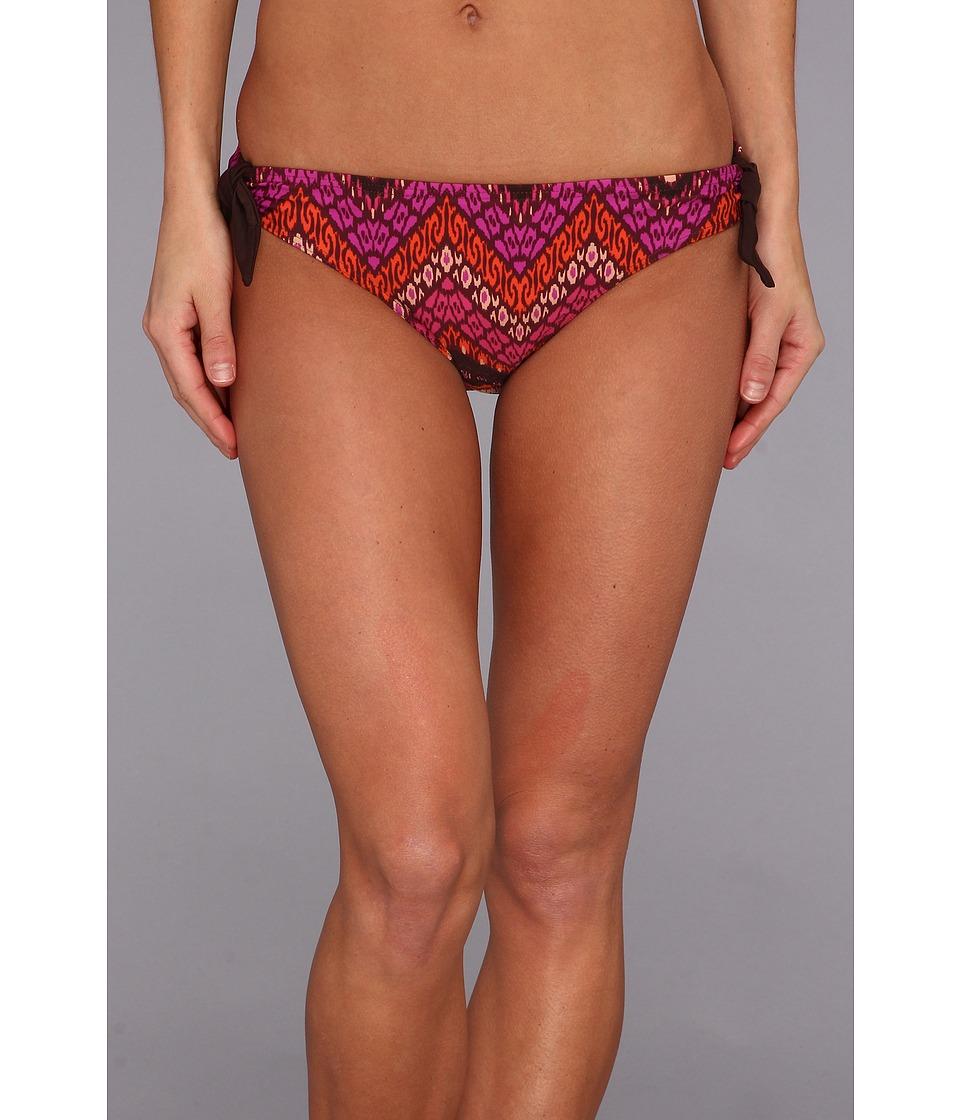 Prana - Rena Reversible Bottom (Magenta Tali) Women's Swimwear