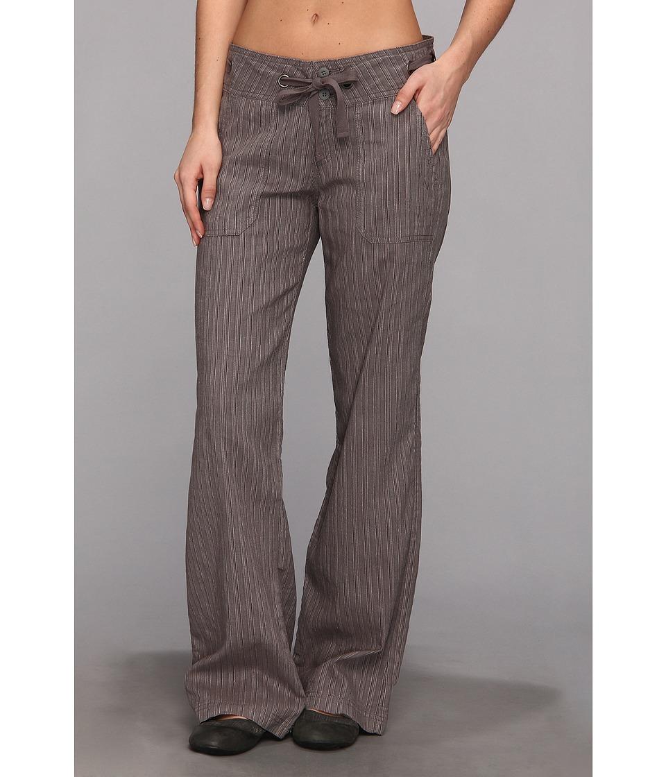 Prana - Steph Pant (Gravel) Women's Casual Pants