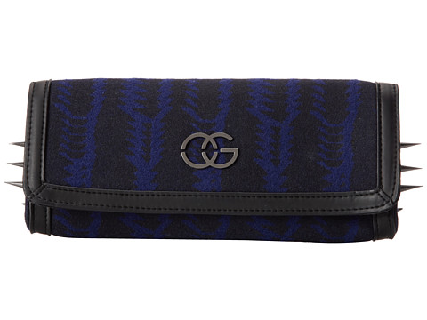 Obey - Fear Of The Dark Clutch (Cobalt/Cobalt/Academy) Clutch Handbags