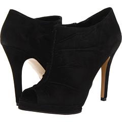 Nine West Sybryl (Black Suede) Footwear