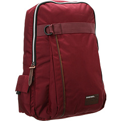 SALE! $89.99 - Save $70 on Diesel Back On Track P Neon II (Biking Red) Bags and Luggage - 43.76% OFF $160.00