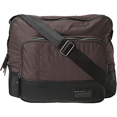 SALE! $86.77 - Save $63 on Diesel Urban Race Freewildy (Dark Brown Black) Bags and Luggage - 42.15% OFF $150.00