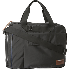 SALE! $94.99 - Save $75 on Diesel Back On Track Ayears II (Black) Bags and Luggage - 44.12% OFF $170.00