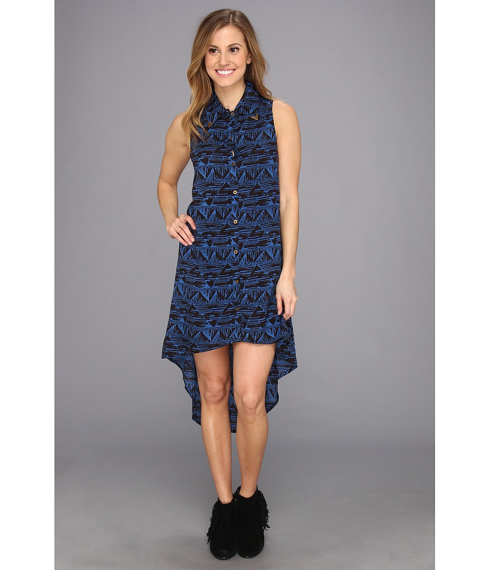 Billabong - You're Smitten Dress (True Blue) Women's Dress