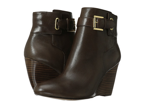 Nine West - Zapper (Brown Leather) Women