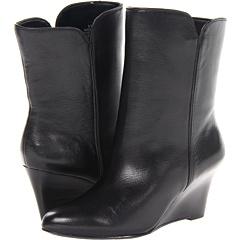 Nine West Zavgy (Black Leather) Footwear