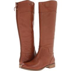 Nine West Counter (Dark Natural Leather) Footwear