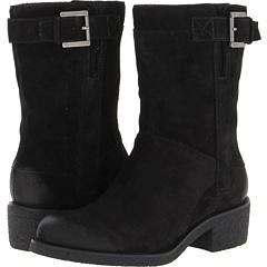 Nine West Lundie (Black Suede) Footwear