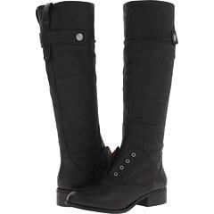 Nine West Nista (Black Leather) Footwear