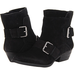 Nine West Sabady (Black Suede) Footwear