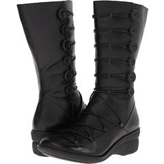 Miz Mooz Owen (Black) Footwear
