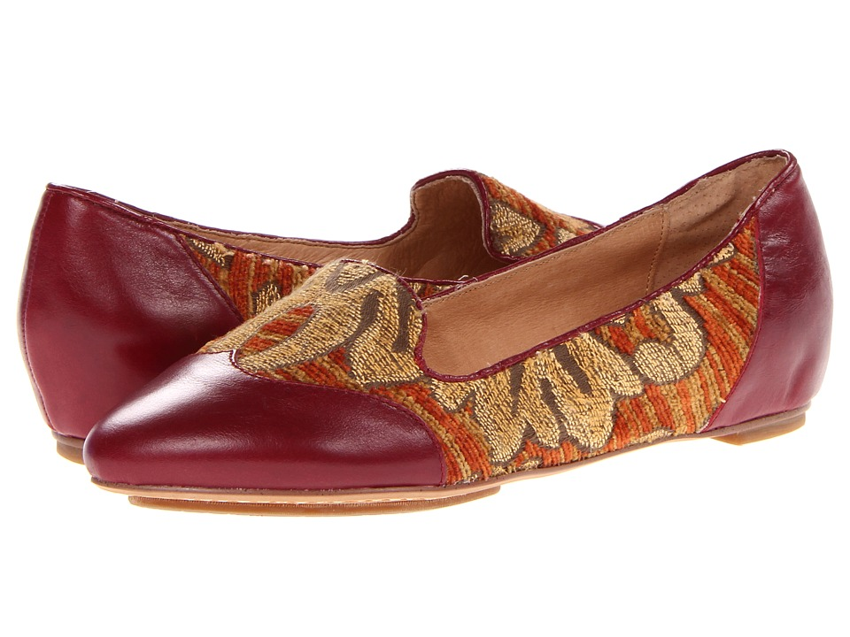 Miz Mooz - Paloma (Red) Women's Flat Shoes