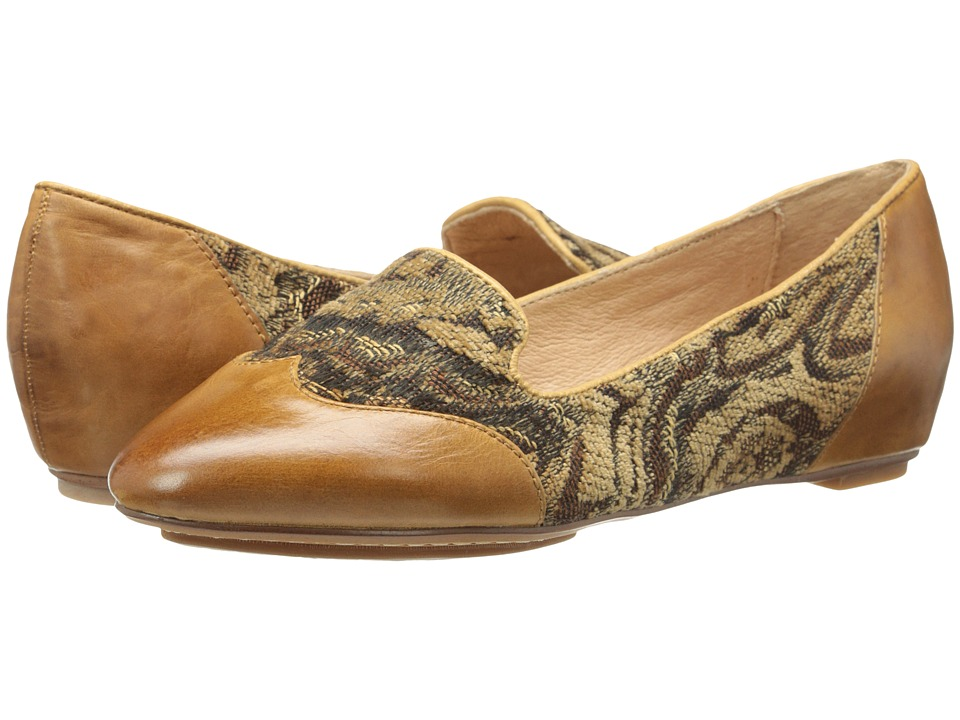 Miz Mooz - Paloma (Tan) Women's Flat Shoes
