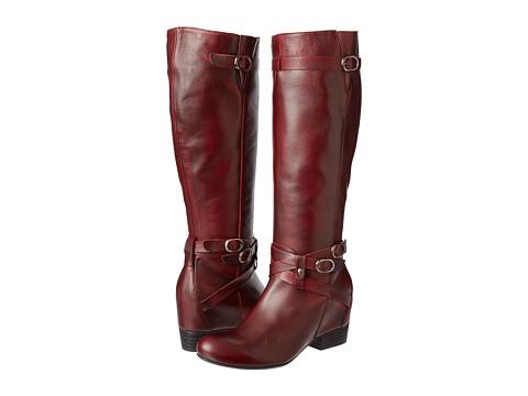 Miz Mooz - Femme (Wine) Women's Zip Boots