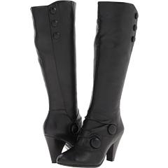 Miz Mooz Caddy (Black) Footwear