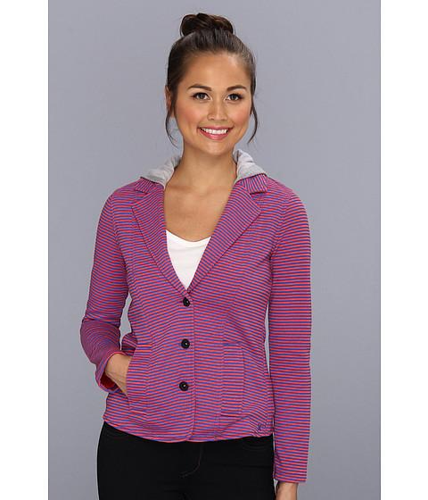 Hurley - Winchester Blazer (Juniors) (Varsity Blue) Women's Jacket