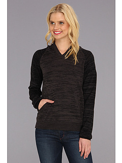 SALE! $34.99 - Save $25 on Hurley Nicola Sweater (Juniors) (Black) Apparel - 41.19% OFF $59.50