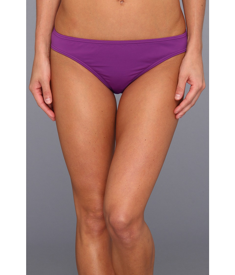 Tommy Bahama - Pearl Solids Hipster Bottom (Orchid Purple) Women