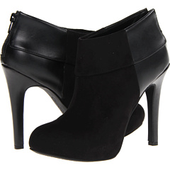 Jessica Simpson Audriana (Black Black Alsina PU Micro) Footwear
