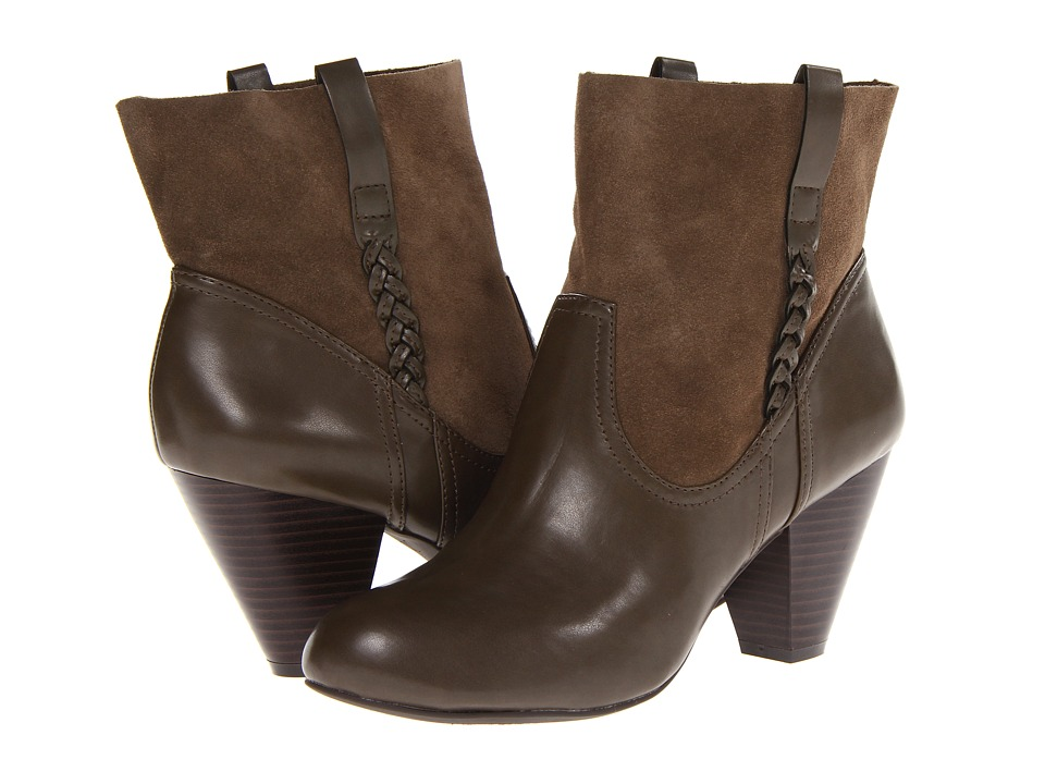 Jessica Simpson - Olivie (Mink Alisina PU) Women's Pull-on Boots