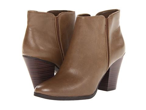Jessica Simpson - Kirblin (Coffee Winter Haze PU) Women's Zip Boots