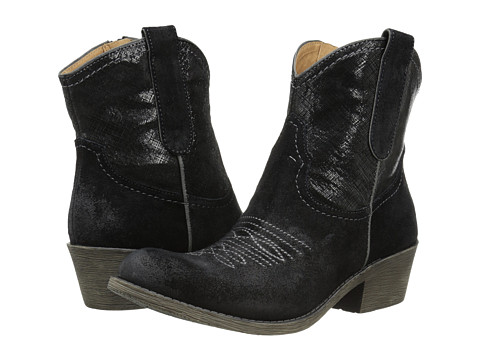 Naya - Sandy (Black) Women's Boots