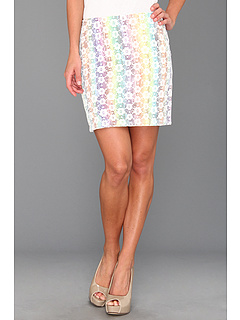 SALE! $16.99 - Save $35 on MINKPINK Tomorrow Land Mini Skirt (Multi) Apparel - 67.33% OFF $52.00