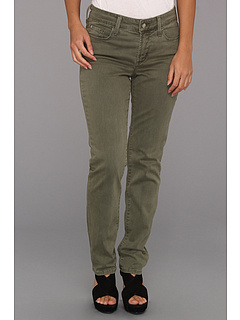 SALE! $36.99 - Save $83 on NYDJ Petite Petite Sheri Skinny Washed Fine Line Twill (Rosemary) Apparel - 69.17% OFF $120.00