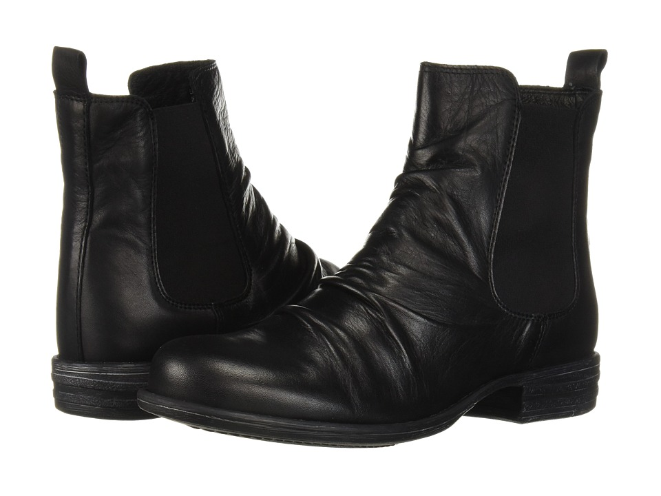 Miz Mooz - Lissie (Black 1) Women's Pull-on Boots